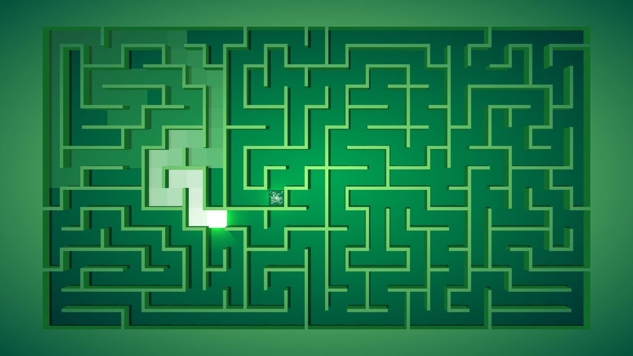 迷宫:光之路游戏截图